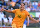 Yet again for the 2nd year in a row Sam Kerr gets A Nomination For FIFA Player Of The Year