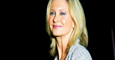 Olivia Newton-John is diagnosed with cancer for a third time.