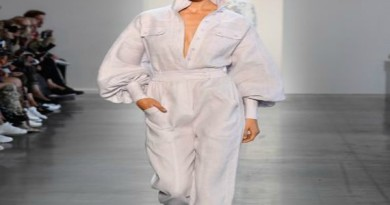 New York Fashion Week – Spring 2019 Highlights of Day 6