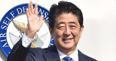JAPAN'S PRIME MINISTER ANNOUNCES POSTPONEMENT OF OLYMPICS 2020 DUE TO COVID-19