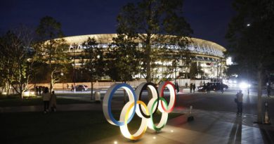 HERE'S WHY OLYMPICS MUST GO AHEAD IN 2021