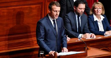 Big Win For Macron As French Parliament Passes Anti-radicalism Bill to battle 'Islamist extremism'