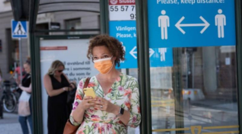 Sweden plans tighter Coronavirus measures as 3rd wave of covid-19 fear looms