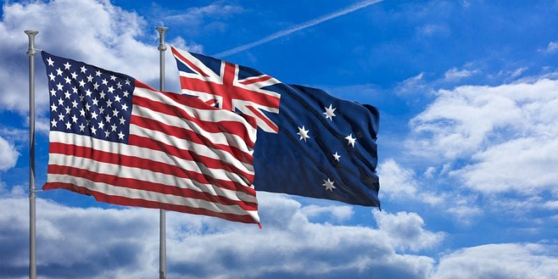 U.S. Secretary of State says America will not leave Australia alone to face China coercion